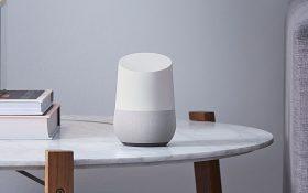 معرفی اسپیکر هوشمند و زیبای گوگل Google Home