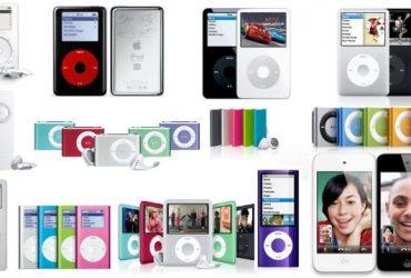 آیپاد 15 ساله شد. داستان تصویری از بهترین پخش کننده موسیقی جهان