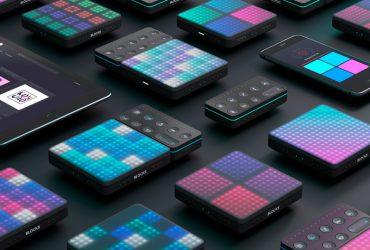 رولی Block یک سیستم تولید موسیقی بیسیم به سبک لگو برای IOS است