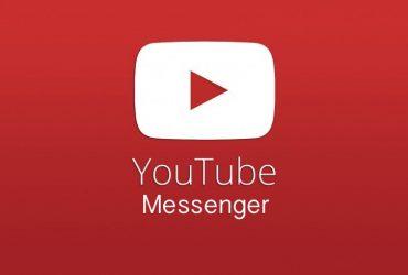 """پیامرسان جدید یوتیوب با نام """"YouTube Messenger"""" منتشر شد"""