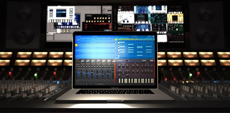 Korg Gadget ، استودیو آهنگسازی IOS برای مک منتشر می شود