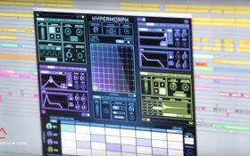 Ableton اینسرومنت قدرتمند Hypermorph را برای Max for Live منتشر کرد