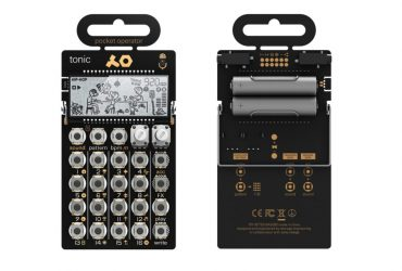 Teenage Engineering سینت درام PO-32 Tonic را با میکروفون و قابلیت اکسپورت منتشر کرد