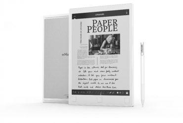 صفحه نمایش e-paper با قابلیت refresh مشابه LCD Panel