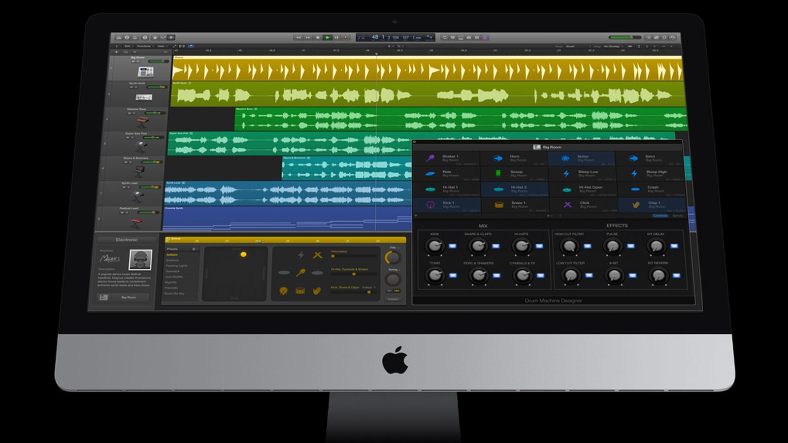 apple logic pro x10.3