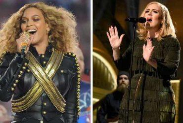Beyonce و Adele پیشتازان دریافت جایزه Grammy 2017