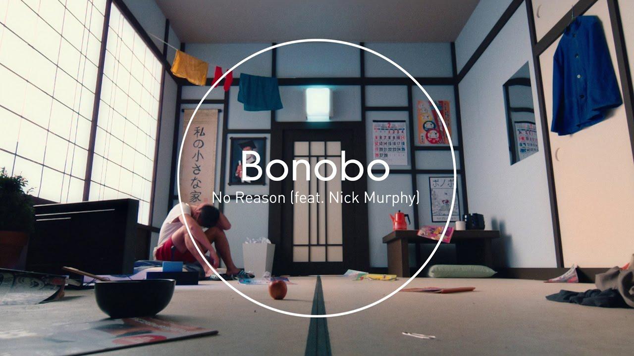 """جدیدترین موزیک ویدیو بونوبو با نام """"No Reason"""" منتشر شد"""