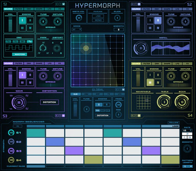 Hypermorph Ableton