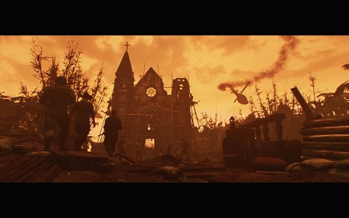 فرانسیس فورد کاپولا بازی ویدئویی فیلم اینک آخر الزمان است