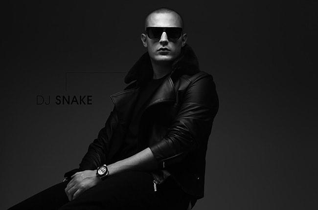 dj snake در ایران