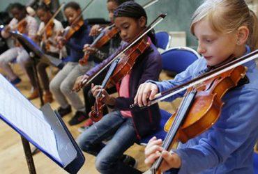 کمک مالی 300 میلیون پوندی به مدارس موسیقی انگلیسی
