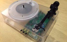 ترن تیبل Gearbox Automatic کالکشن Vinyl شما را تبدیل به PLaylist اسپاتیفای می کند
