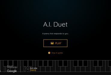 هوش مصنوعی گوگل AI Duet پیانیستی که می تواند با شما پیانو بنوازد