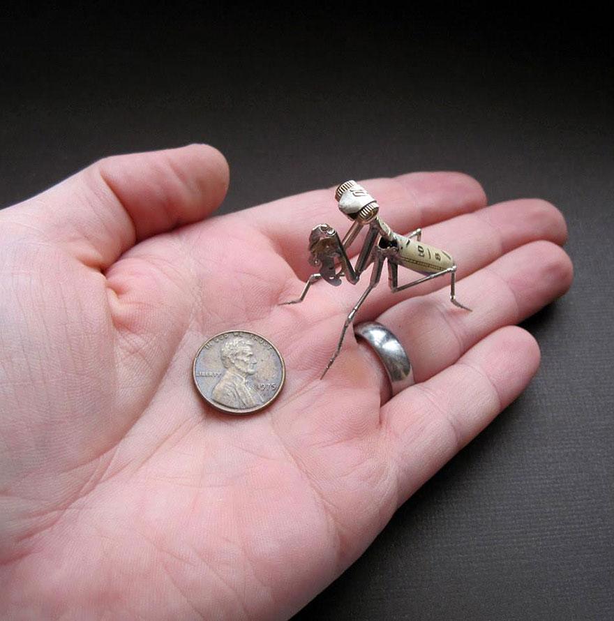 قطعات فلزی و مکانیکی