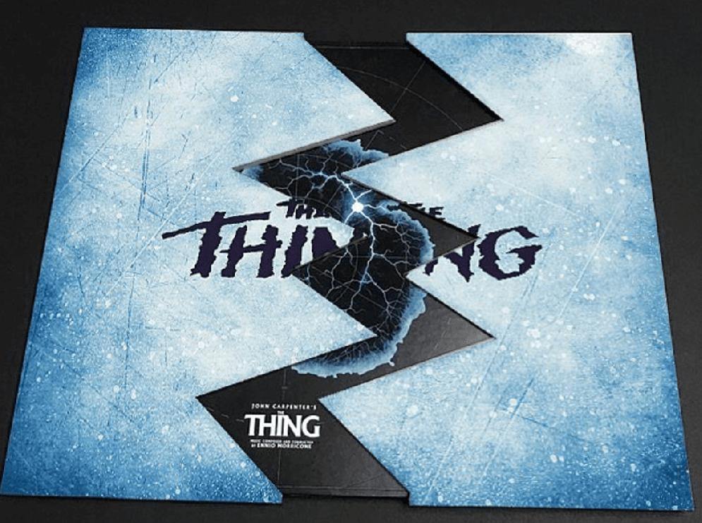 موسیقی متن فیلم The Thing ساخته انیو موریکونه
