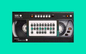این افکت رایگان برای Reaktor صدای نوار VHS، را تولید می کند