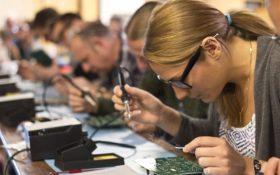 در وورک شاپ Moog شرکت کنید، درام ماشین آنالوگ بسازید و تحویل بگیرید!!!