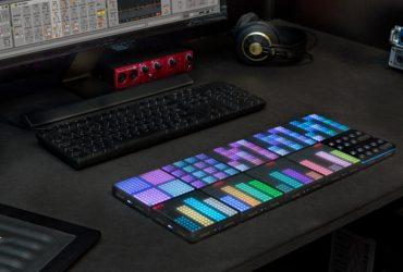 با ROLI Blocks استودیو آهنگسازی وایرلس نرم افزار های آهنگسازی خود را کنترل کنید!