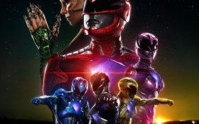 سومین تریلر رسمی فیلم  Power Rangers 2017 ارائه شد !!!