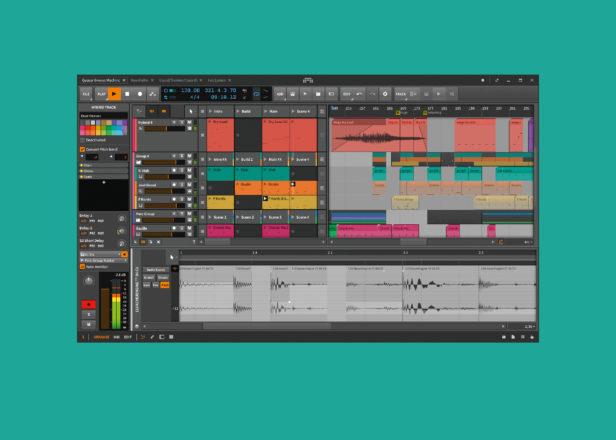 Bitwig Studio 2.1