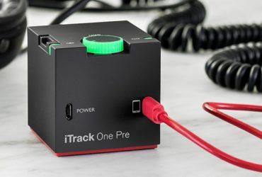 The iTrack One Pre میتواند بهترین روش ضبط صدا روی آیفون باشد