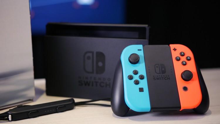 کنترلرهای Nintendo Switch