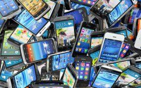 پرفروش ترین تلفن های همراه سال 2016