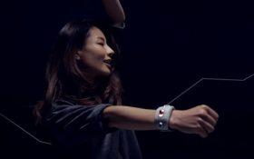 دستبند تجربی سونی حرکات بدن شما را تبدیل به موسیقی می کند!