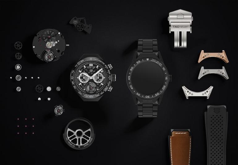 ساعت هوشمند 1600 دلاری