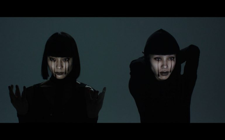 تکنولوژی projection mapping چهره