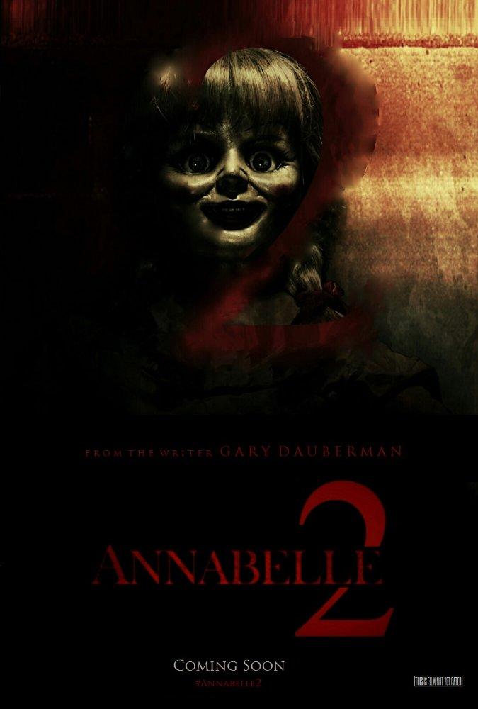 تریلر رسمی فیلم (Annabelle 2 : Creation (2017