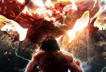 فصل دوم  انیمه Attack On Titan از امروز پخش می شود!!!