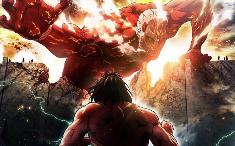 فصل دوم انیمه Attack On Titan