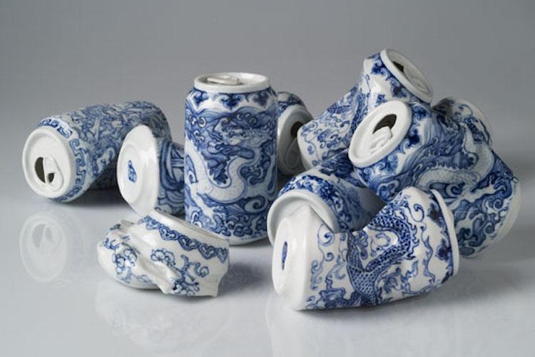 Lei Xue Drinking Tea