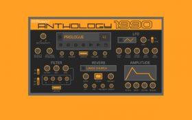رولند سینتی سایزر Anthology 1990 نسخه نرم افزاری سینت وینتیج D-70 را منتشر کرد