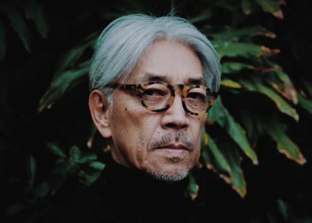 آلبوم جدید Ryuichi Sakamoto