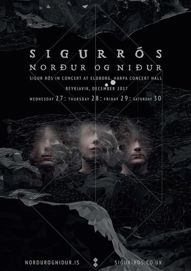 سیگور راس فستیوال هنری Norður Og Niður