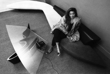 زها حدید یکی از بزرگترین معماران زن جهان ، به مناسبت اولین سالگرد درگذشت او