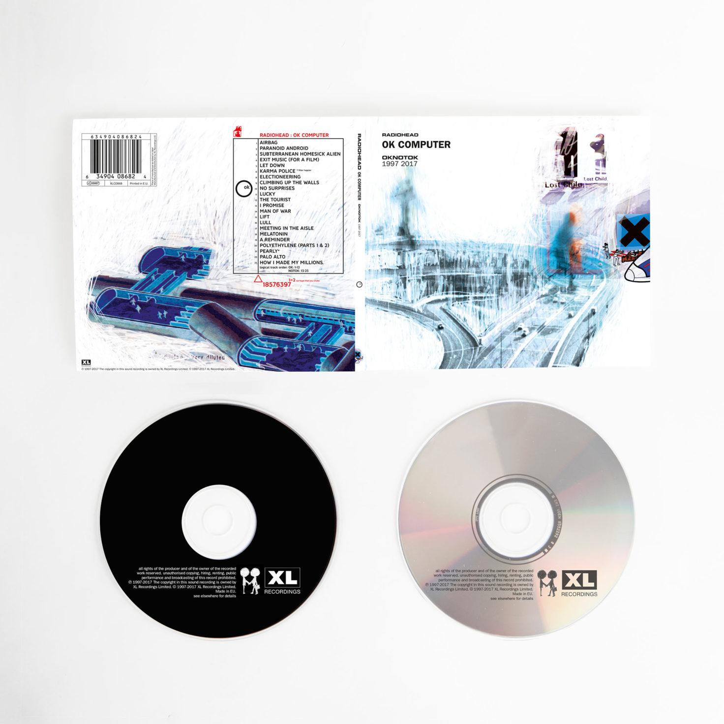 انتشار مجدد آلبوم ردیوهد OK Computer
