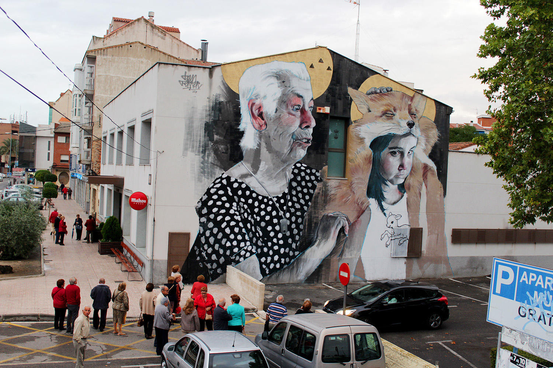 دن فرر هنرمند اسپانیایی