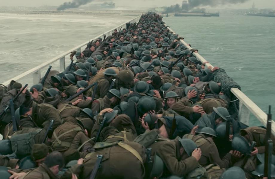 فیلم جدید کریستوفر نولان Dunkirk