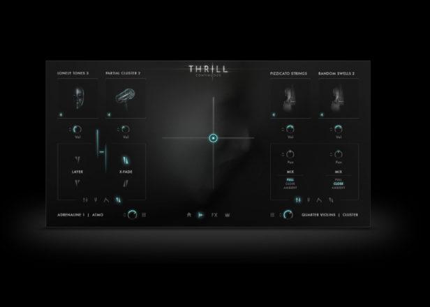 آهنگساز فیلم و بازی ، Thrill محصول جدید Native Instruments