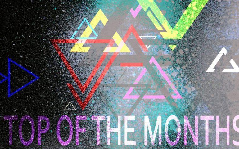 بهترین آلبوم های ماه به انتخاب مجله وارونه