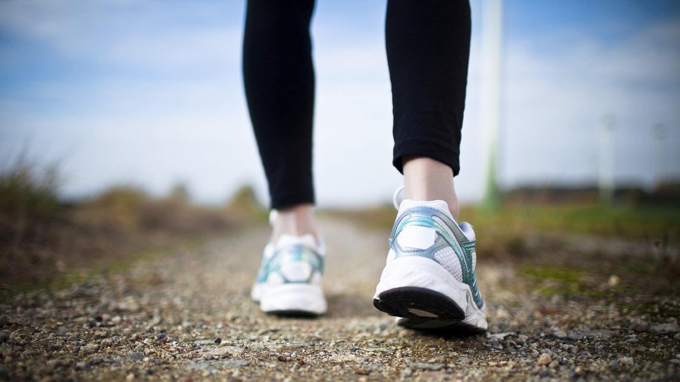 با تکنیک های صحیح پیاده روی در 4 هفته 4.5 کیلو لاغر شوید !