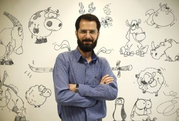 با طراحی های جالب و خلاقانه مجید خسرو انجم طراح و کارتونیست ایرانی آشنا شوید !