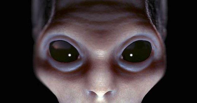 موجودات فضایی در بین ما زندگی می کنند