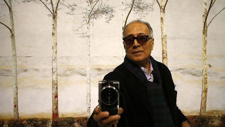 ترمیم آثار عباس کیارستمی کارگردان مطرح ایرانی توسط کمپانی فرانسوی MK2