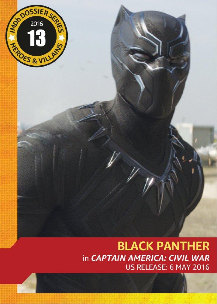 ( 2018 ) Black Panther