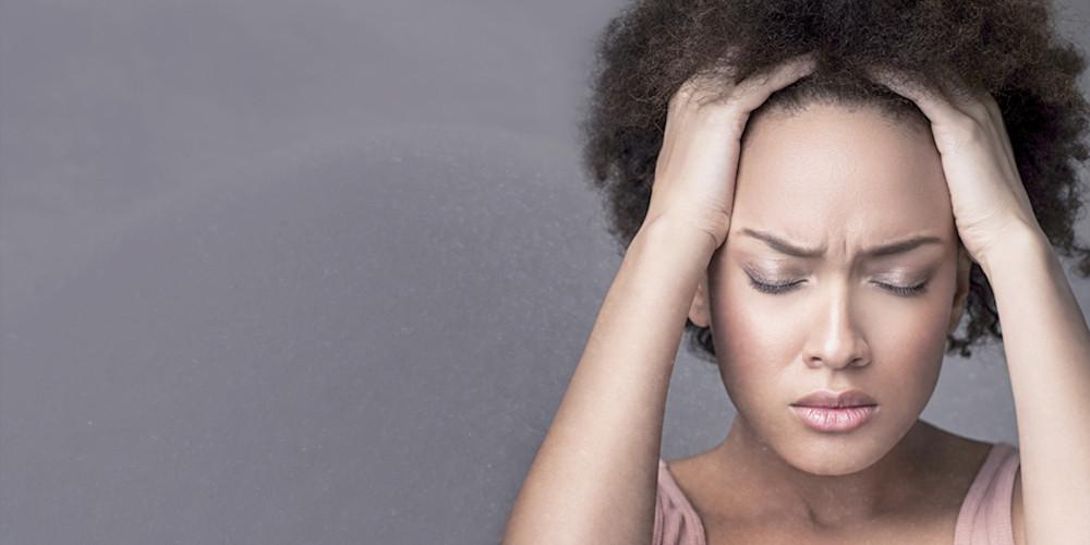 تاثیرات استرس بر روی پوست