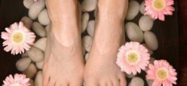 توصیه هایی برای داشتن پای زیبا در تابستان